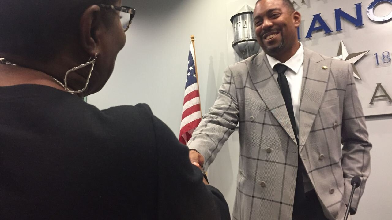 Transition Author Larry Wallace Elected First African American Mayor of Manor, Texas