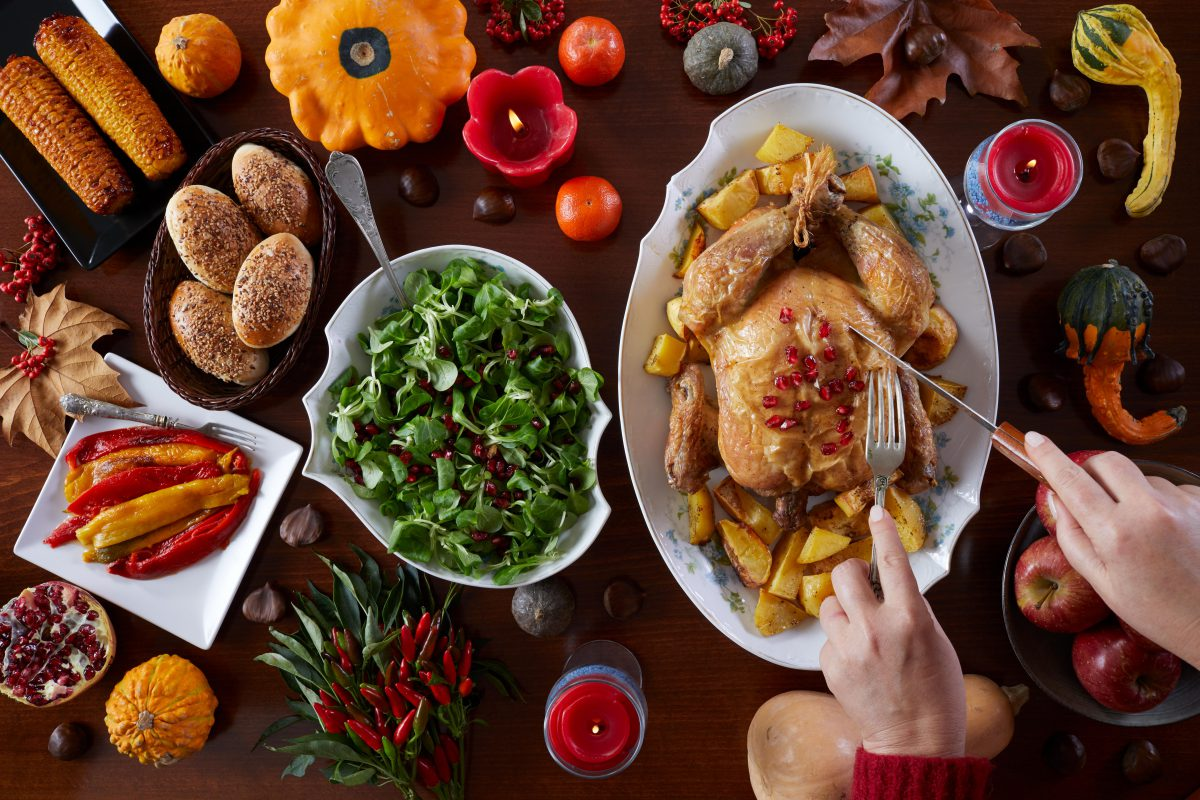 Thanksgiving Resources for Veterans