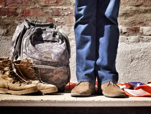 New Veterans Employed, Suffer Health Issues After Discharge