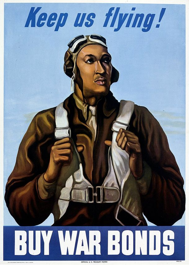Tuskegee Airmen in the News
